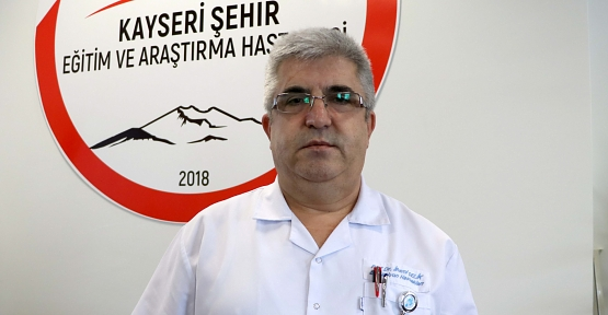 Bilim Kurulu Üyesi Prof. Dr. İlhami Çelik, Uyardı: Temkinli Gitmek Gerekiyor