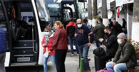 İçişleri Bakanlığı'ndan 'Seyahat Kısıtlaması' Genelgesi