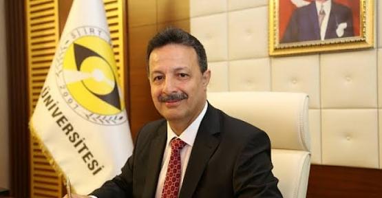 Rektör Erman'dan Cumhurbaşkanı Erdoğan ve YÖK Başkanı Saraç'a Teşekkür