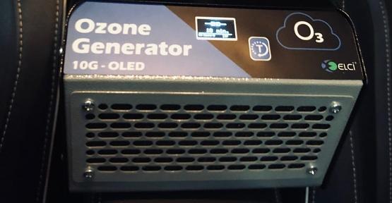 Renault Bahaeddin Acar'da Ücretsiz Ozon Gazıyla Dezenfeksiyon Hizmeti Sunuluyor