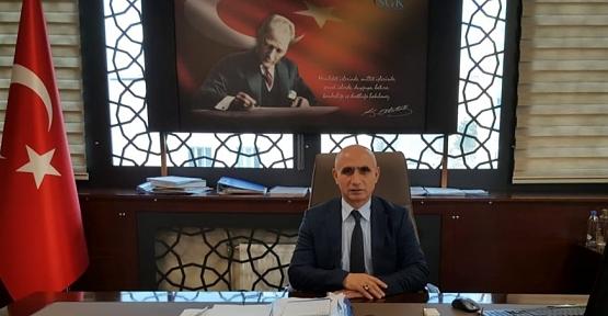 SGK İl Müdürü İlbaş'tan Sosyal Güvenlik Haftası Mesajı