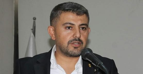 Siirt Berberler ve Kuaförler Derneği Başkanı Zamur'dan AK Parti İl Başkanı Olgaç'a Teşekkür