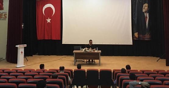 Şirvan'da LGS (Liselere Giriş Sınavı) İle İlgili Toplantı Yapıldı