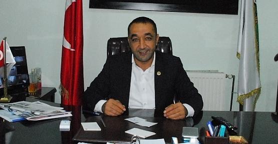 Veysel Karani Belediye Başkanı Akgün'den Ramazan Bayramı Mesajı