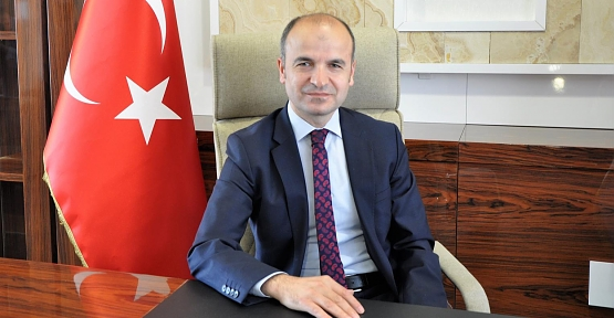 DİKA Genel Sekreteri Ahmet Alanlı Görevine Başladı