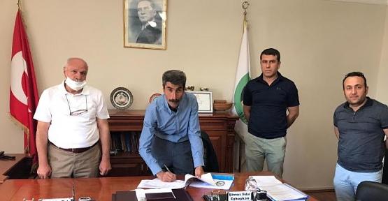 Şırnak Balveren Belediyesi ve Belediye İş Sendikası Arasında Toplu İş Sözleşmesi İmzalandı