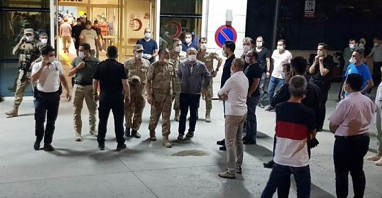 Pervari'de Zırhlı Araç Uçuruma Yuvarlandı: 2 Askerimiz Şehit Oldu, 7 Askerimiz de Yaralandı