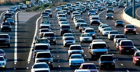 Siirt'teki Araç Sayısı 20 Bin 344'e Ulaştı
