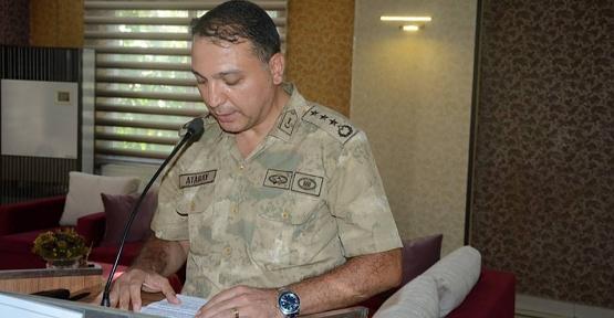 Jandarma Alay Komutanı Hüseyin Hilmi Atabay, İzmir İl Jandarma Komutanlığına Atandı