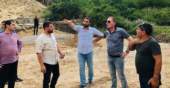 Başkan Özcan, Pervari'ye Yeni Mesire Alanı Kazandırıyor