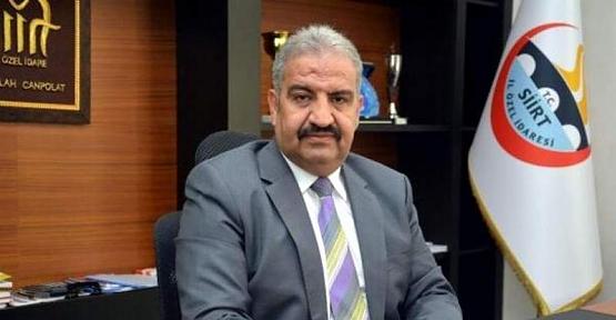 Canpolat, TFF Başkanı Nihat Özdemir'den Toplantı Talebinde Bulundu