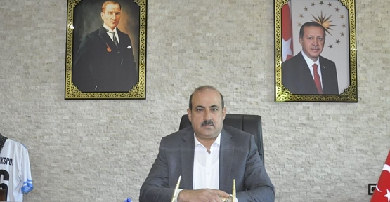 Eruh Belediye Başkanı Cevher Çiftçi'nin Kurban Bayramı Mesajı