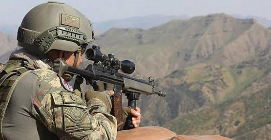 İçişleri Bakanlığı: Siirt'te 1 Terörist Etkisiz Hale Getirildi