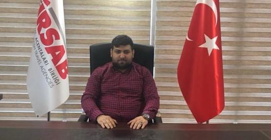 Muhammet Ali Sualp'ten Kurban Bayramı Mesajı