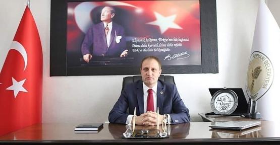 Pervari Belediye Başkanı Tayyar Özcan'ın Kurban Bayramı Mesajı