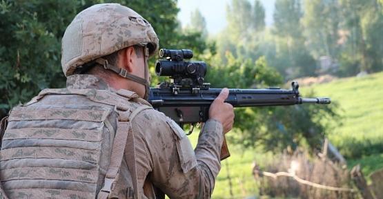 Siirt İl Jandarma Komutanlığından Terör Operasyonu