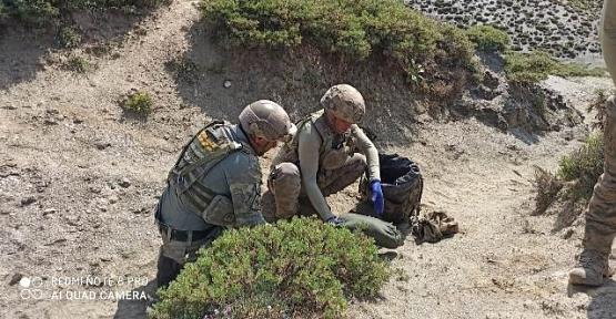 Siirt/Şirvan Cevizlik Köyü Kırsalında PKK Terör Örgütüne Yönelik Operasyon
