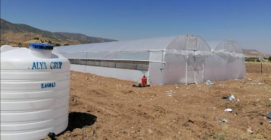 Tarımsal Alanda Örnek Olacak Sera Projesi Eruh'ta Faaliyete Geçiyor