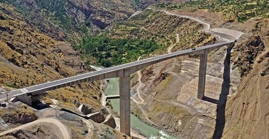 Türkiye'nin En Yüksek Köprüsü Beğendik Köprüsü 11 Temmuz'da Açılacak
