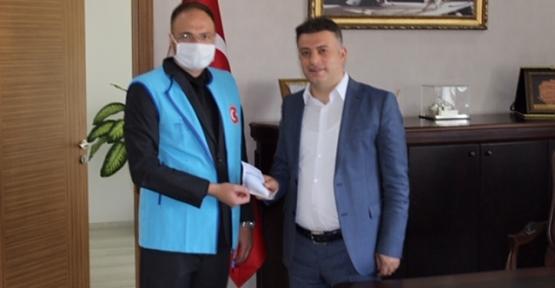 Vali Yardımcısı Yıldızhan, Kurban Vekaletini TDV'ye Verdi