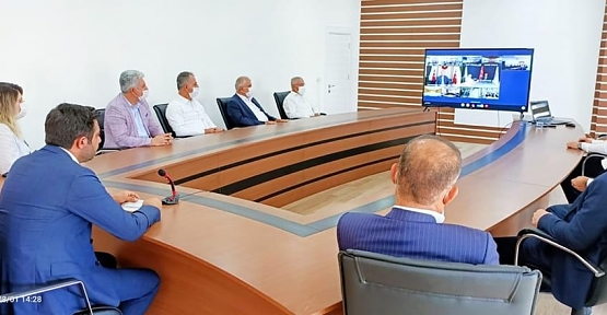 Cumhurbaşkanı Erdoğan, AK Parti Teşkilatıyla Bayramlaştı