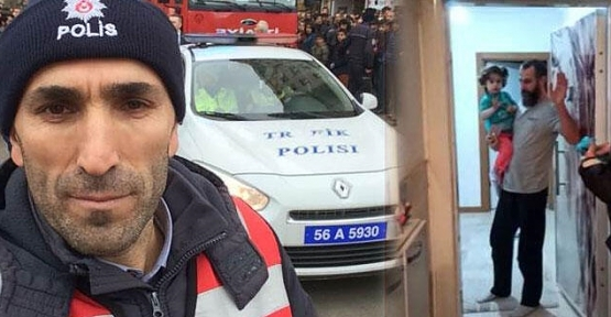 Esenyurt'ta 3 Ay Önce Çatıdan Düşen Siirtli Polis Memuru Şehit Oldu
