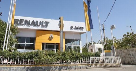 """Renault Bahattin Acar'a """"Hijyen Denetimi"""" Sertifikası Verildi"""
