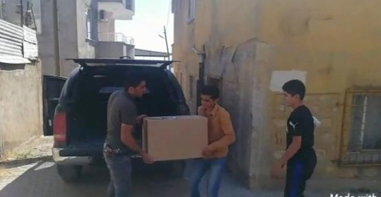 Şirvan Belediyesinden İhtiyaç Sahibi Ailelere Gıda Yardımı