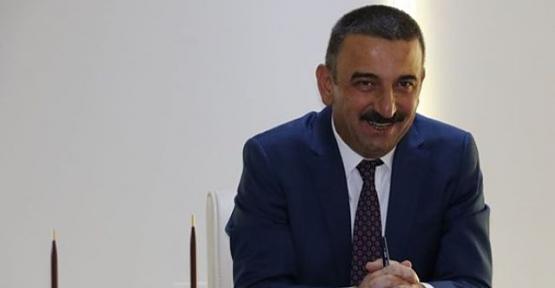 Vali/Belediye Başkan Vekili Osman Hacıbektaşoğlu,Belediyede Birim Müdürleriyle Toplantı Yaptı