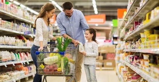 Bölgemiz Gıda Harcamasına En Yüksek Payı Ayırdı
