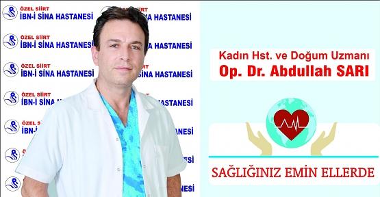 Dr. Abdullah Sarı, Hamilelikte İyot İhtiyacı Artıyor!