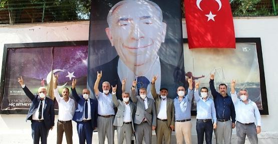 MHP Baykan İlçe Kongresi Yapıldı