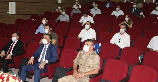 Pandemi İl Koordinasyon Kurulu Toplantısı Yapıldı