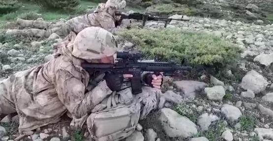 Siirt'te Etkisiz Hale Getirilen Terörist Sayısı 5'e Yükseldi