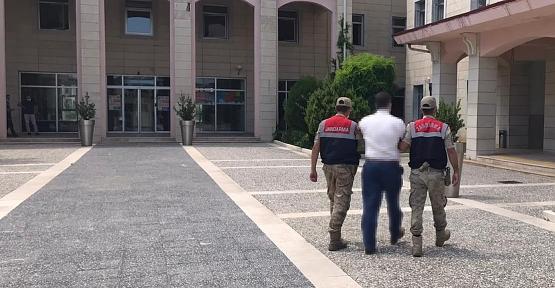 """Silahlı Terör Örgütüne Üye Olmak"""" Suçundan  Aranan 1 Şahıs Yakalandı"""