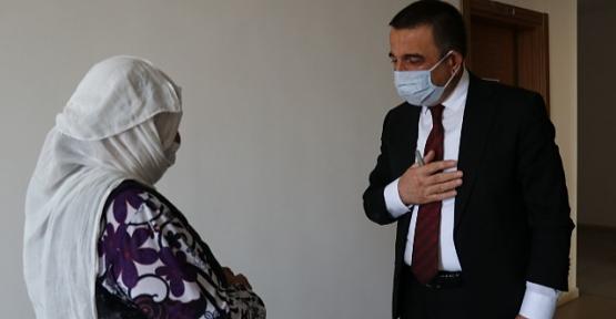 Vali Hacıbektaşoğlu, Halk Günü'nde Vatandaşlarla Bir Araya Geldi