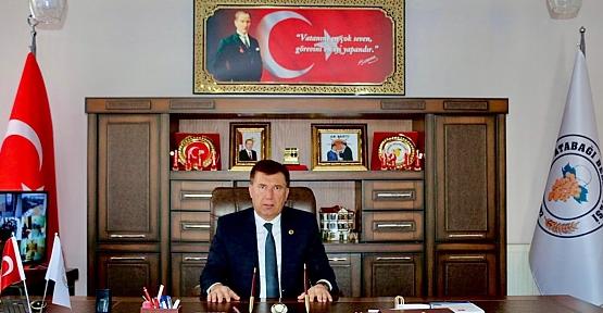 Atabağı Belediye Başkanı Tayyar Lale´nin Mevlid Kandili Mesajı