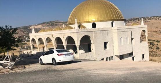 Başkan Aydın, Tilloya Cami Kazandırdı