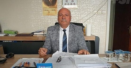 Belediye İş Sendikası Başkanı Akınay, Metin Arıtürk İçin Taziye Mesajı Yayınladı