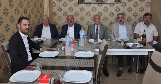 Doğru Parti Siirt Kurucu İl Başkanlığına Yusuf Salih Arıtürk Getirildi