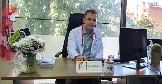 Dr. Abdulhakim Güneş, Çocuklarda Görülen Obezite Nedenleri Hakkında Bilgi Verdi