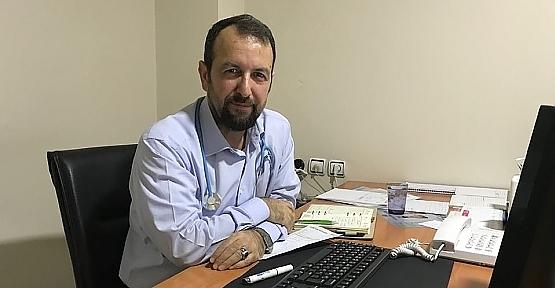 Dr. Yasin Sarı, Kronik Hastalara Bağışıklığı Kuvvetlendirmenin Yollarını Anlattı