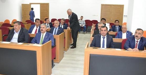 İL GENEL MECLİSİ TOPLANIYOR