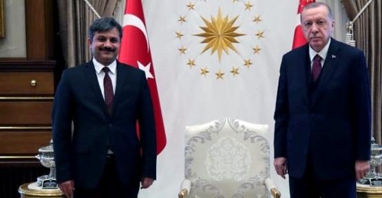 Rektör Şındak'tan Cumhurbaşkanı Erdoğan'a Teşekkür