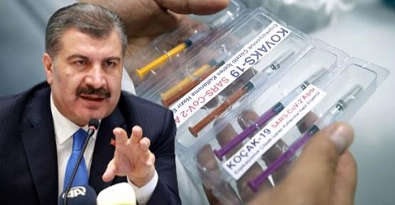 Sağlık Bakanı Koca, Müjdesini Verdiği Yerli Korona Aşıyla İlgili Detayları Paylaştı!