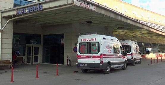 Siirt'te Deterjan İçen 3 Yaşındaki Çocuk Hastanelik Oldu