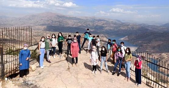 Siirt'te Çocuklara Moral ve Psikolojik Destek Etkinliği Düzenlendi