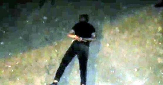 Siirt'te Uyuşturucu Satıcısı, Dronla Yakalandı