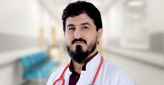 Çocuk Doktoru Muhammed Abdullah Varol, Özel Siirt İbni Sina Hastanesinde