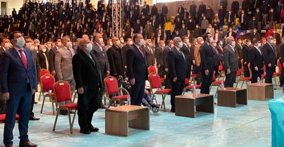 Cumhurbaşkanı Erdoğan, AK Parti 7. Siirt İl Kongresine Video Konferans Yöntemiyle Katıldı